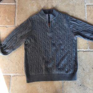 Boys Vineyard Vines cable sweater
